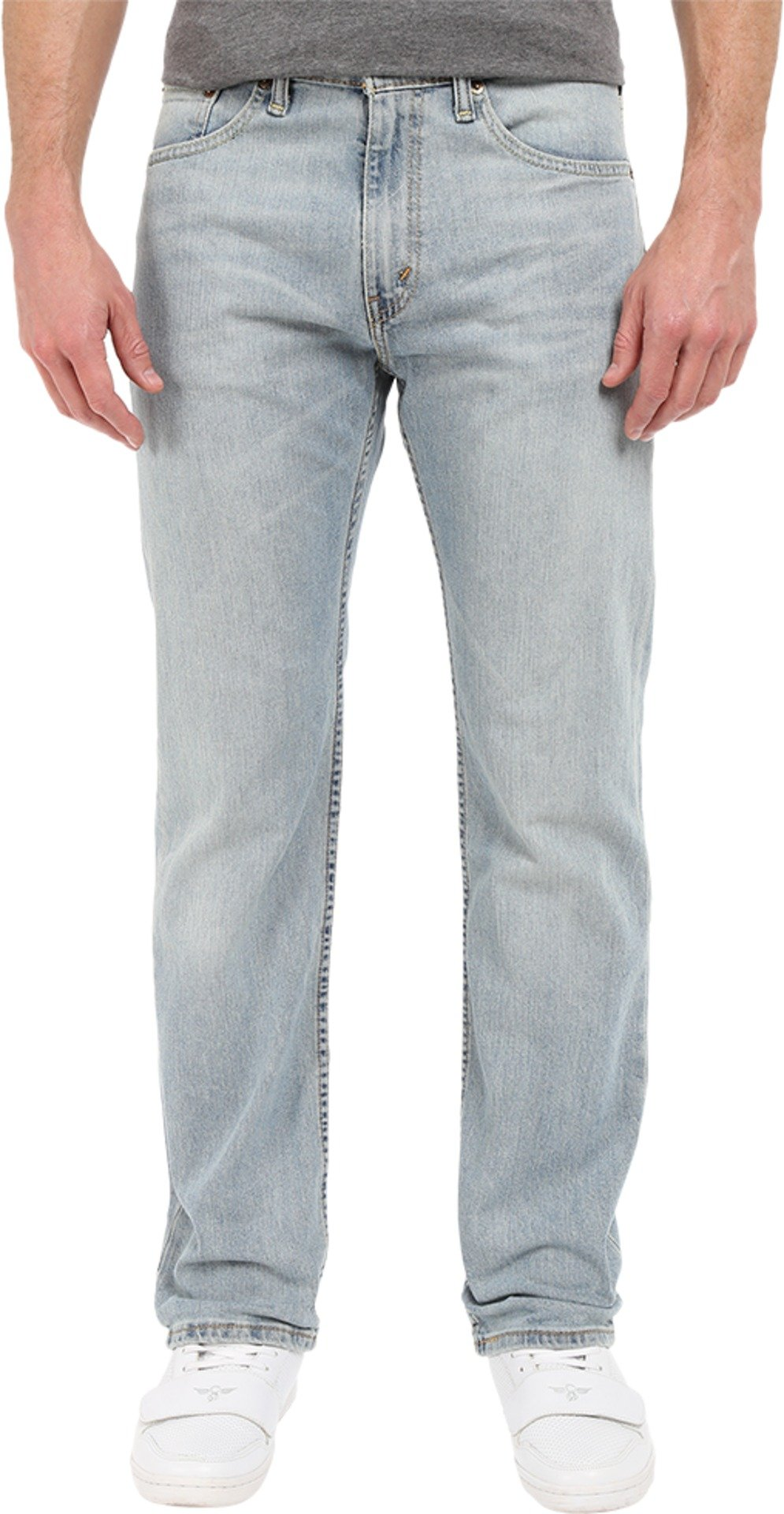 Levi's Mens Men's 505 Regular Goldentop Jeans by Levi's