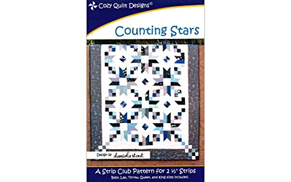 Cozy Quilt Designs Counting Stars Ptrn
