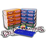 Bubble Gum Surf Wax 10 Pack Surfboard Wax