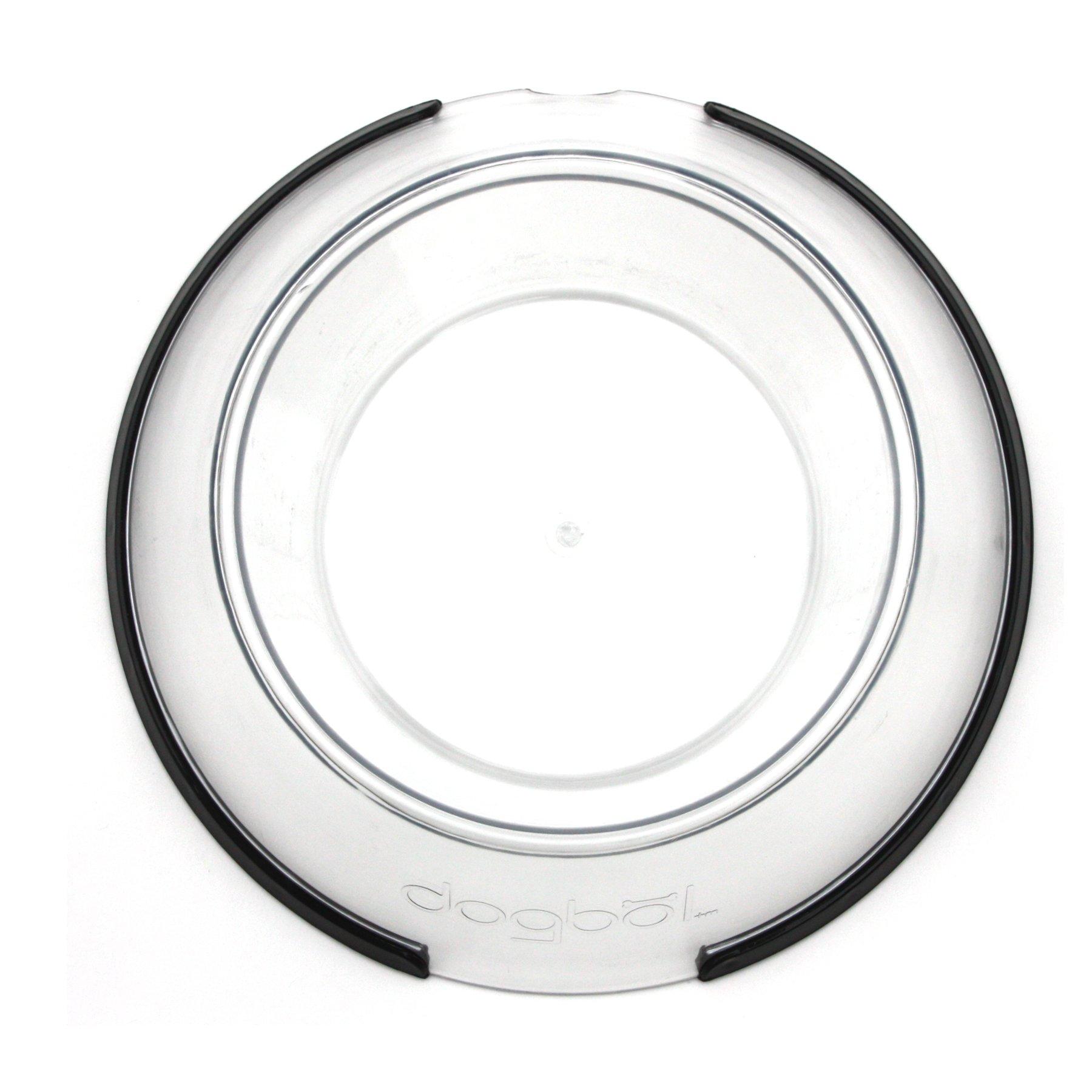 petprojekt Large Dogbol, Dog Dish, Clear by PetProjekt (Image #1)