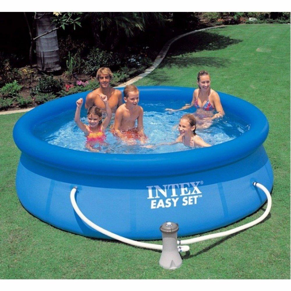 Intex 28112 Quick Up Pool 244 x 76 cm