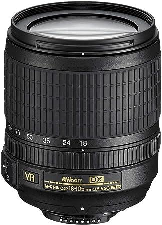 Nikon Af S Dx Nikkor 18 105 Mm 1 3 5 5 6g Ed Vr Slr Elektronik