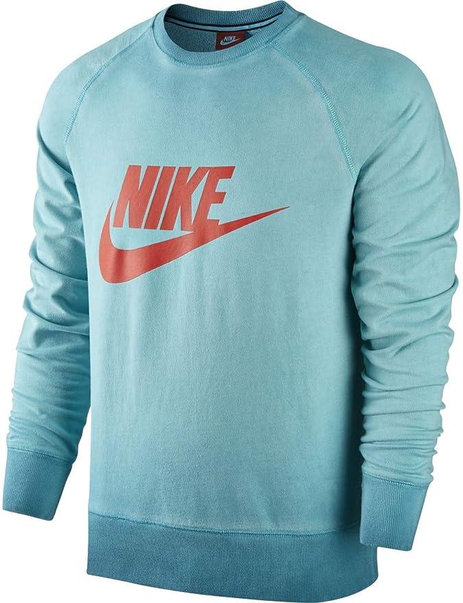 NIKE HOODIE AW77 LT WT CRW SOLSTICE 728687010   SCHWARZ   39,99 €   Hoodies und Sweatshirts   ✪ ✪