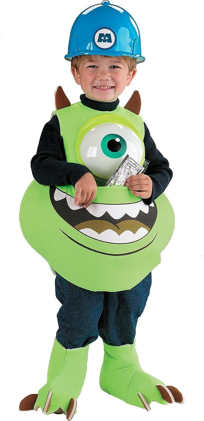 WMU Disfraz Mike Candy Catcher: Amazon.es: Juguetes y juegos