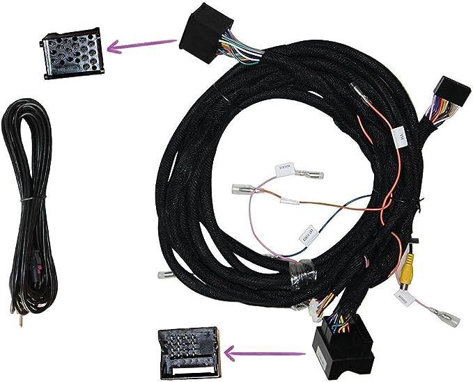 Ohok Langes Lautsprecherkabel Mit Stecker Für Bmw 3 Elektronik