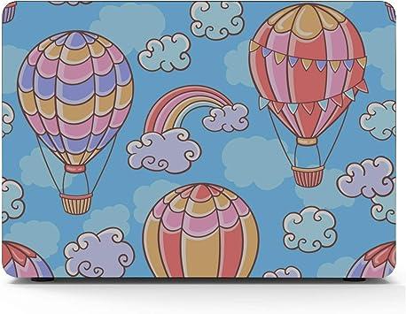 MacBook Accessories Case School Supplies Cute Stationery Bag Plastic Hard Shell Compatible Mac Air 11 Pro 13 15 MacBook Accessories Protection for MacBook 2016-2019 Version