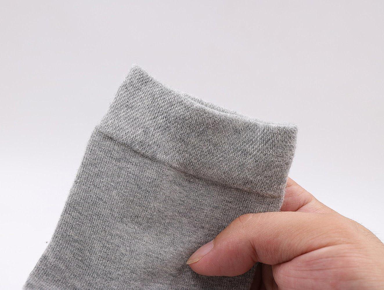 Irypulse 5 Paires Chaussettes dAffaires Fibre de Bambou Naturel pour Hommes Chaussette Business de Luxe Respirant Confortable Durables de Toute-saisons