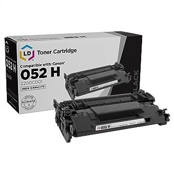 Amazon.com: LD - Cartucho de tóner láser para Canon 052H de ...
