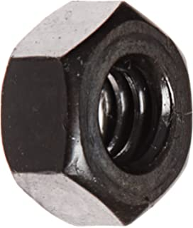 Plain Finish ASME B18.2.2 Silicon Bronze Hex Nut 3//4 Thick 7//8-9 Thread Size 1-5//16 Width Across Flats 3//4 Thick Small Parts 7//8-9 Thread Size 1-5//16 Width Across Flats