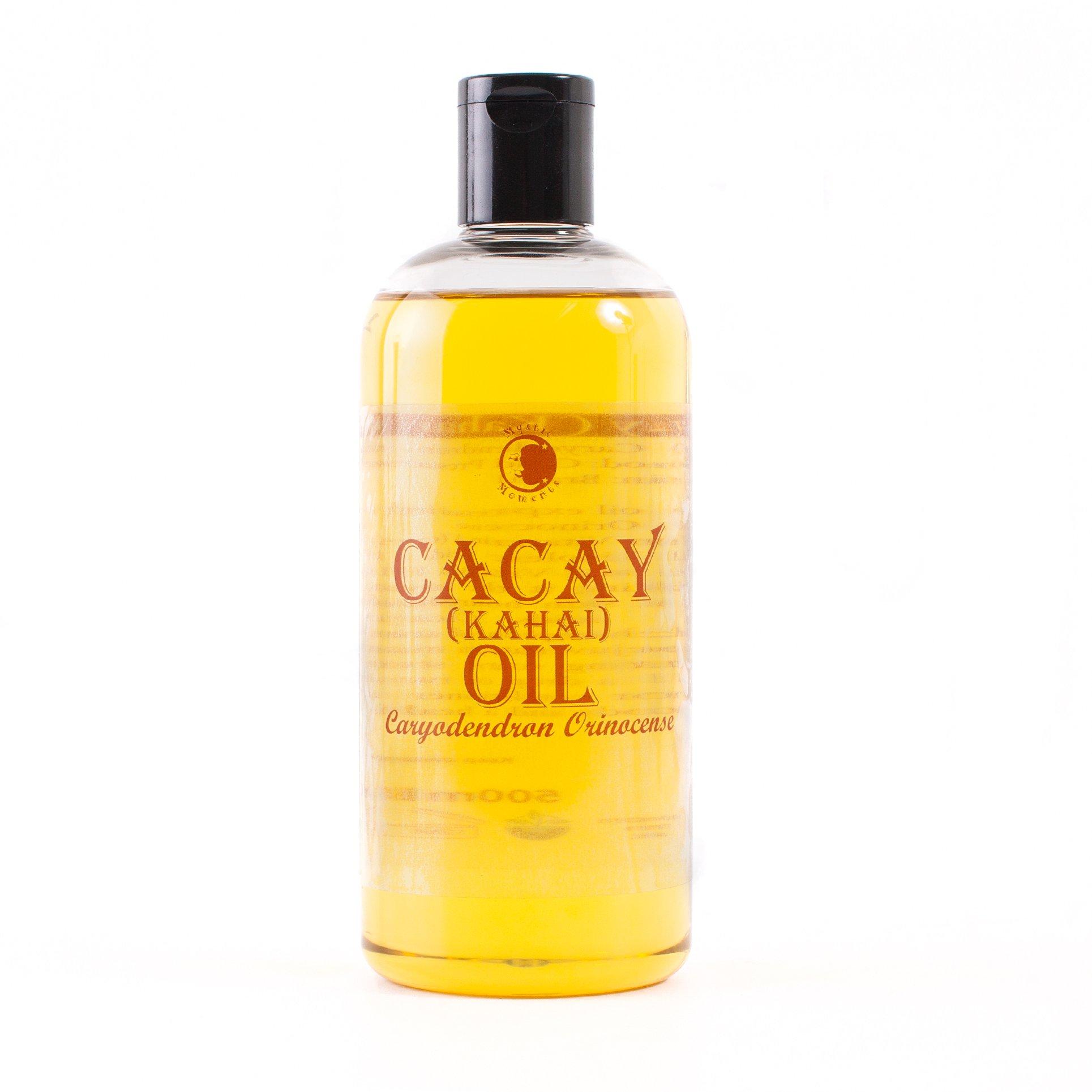 Mystic Moments   Cacay (Kahai) Carrier Oil - 1 Litre - 100% Pure