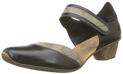 Womens 49780-00 Mary Janes Rieker