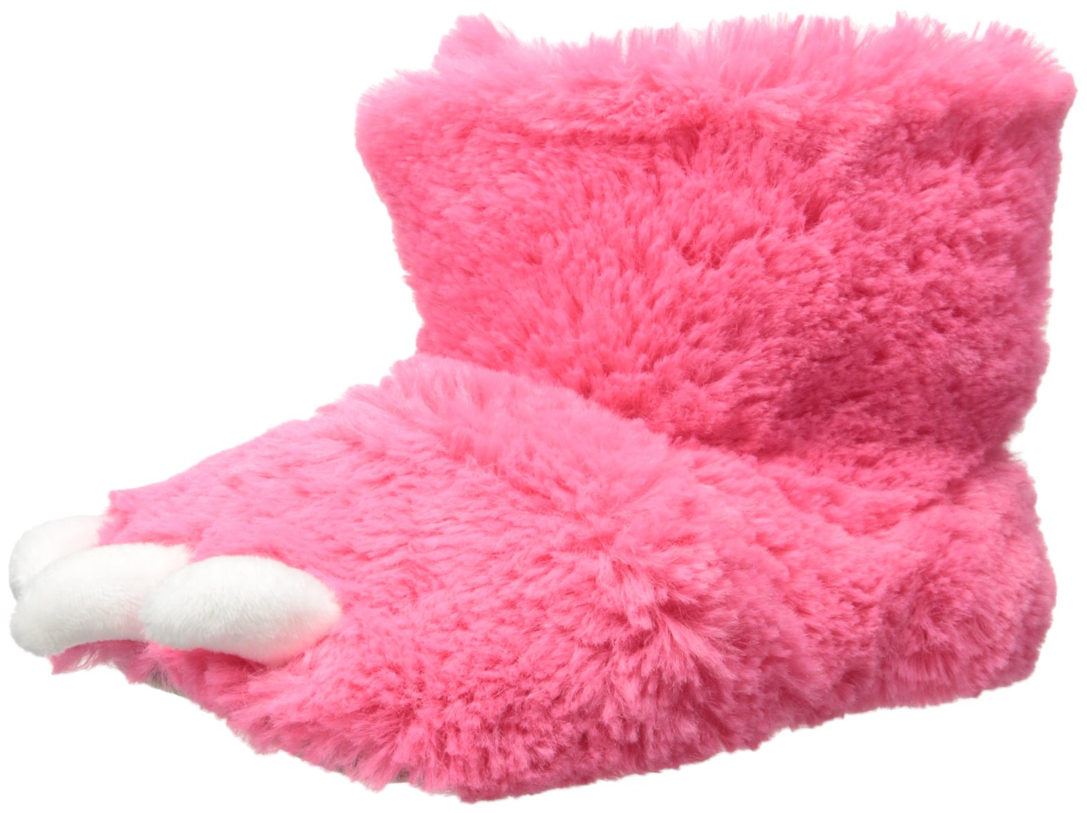 carter's Baby-Girls Character Slipper, Pink, 9/10 M US Toddler by Carter's
