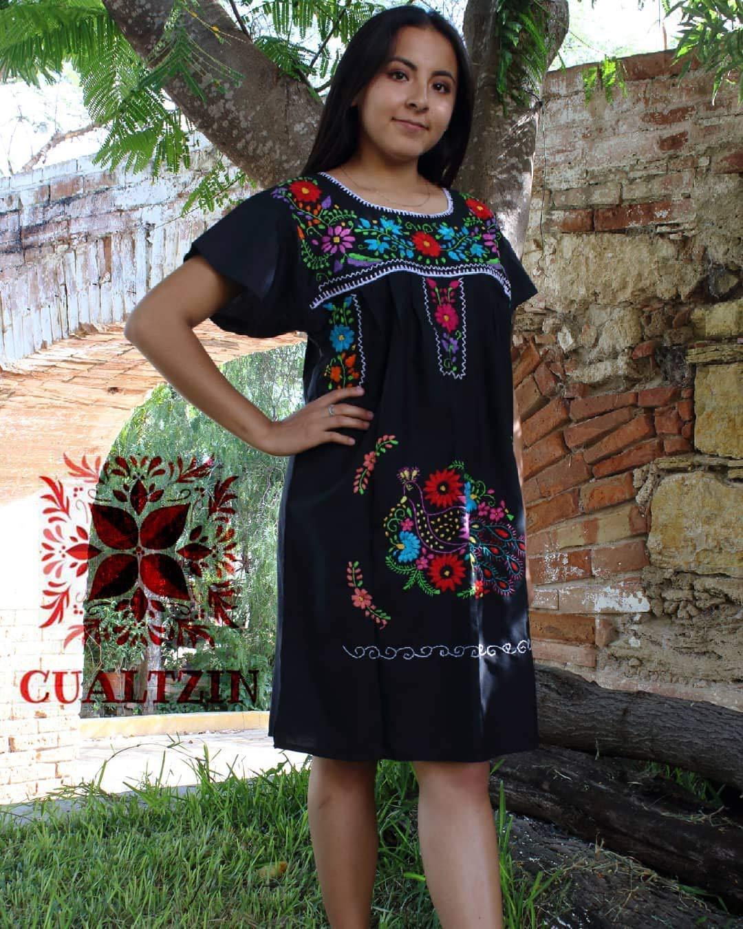 Vestidos Fiesta Mexicana Brain Hive