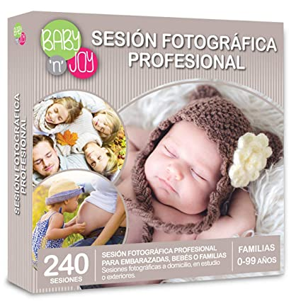 BabynJoy - Cofre Sesión Fotográfica para tu Bebé Babyn ...