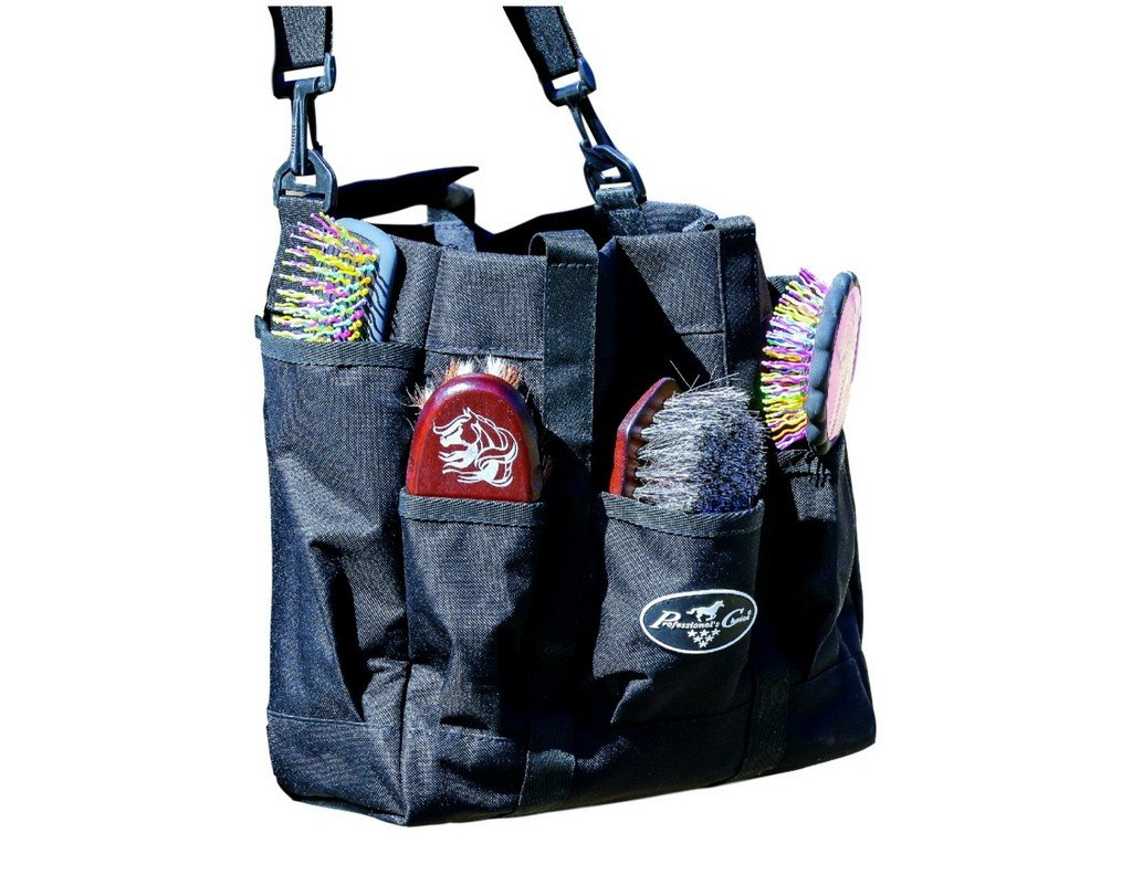Professionals Choice Tack Tote Black by Professional's Choice