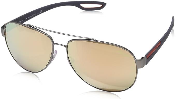 Prada Sport 0PS55QS DG16Q2 59 gafas de sol, Gris (Gunmetal ...