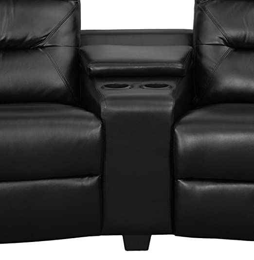 Amazon.com: Flash Muebles Futura Series Reclining Piel ...