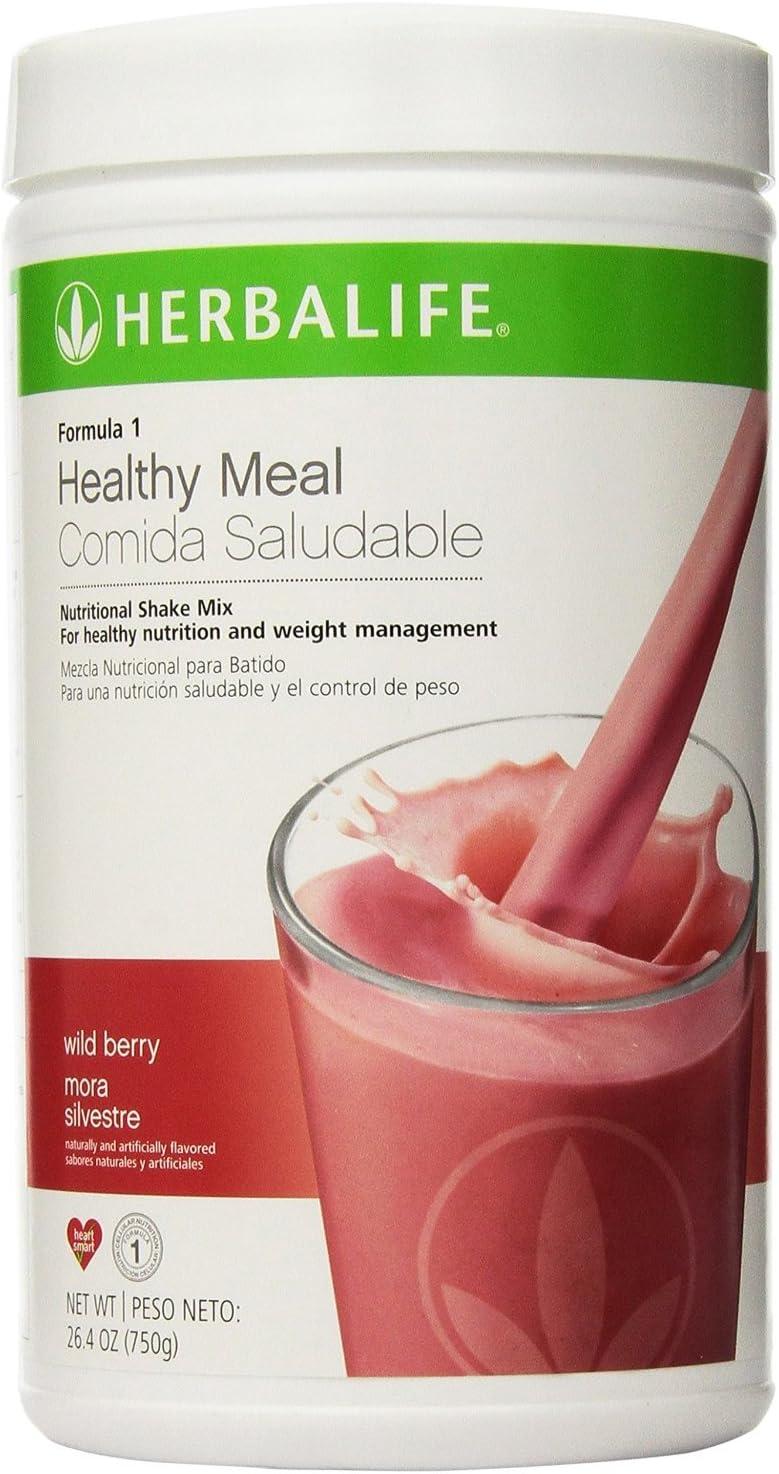 Herbalife Formula 1 Shake Mix - Wild Berry (750g)