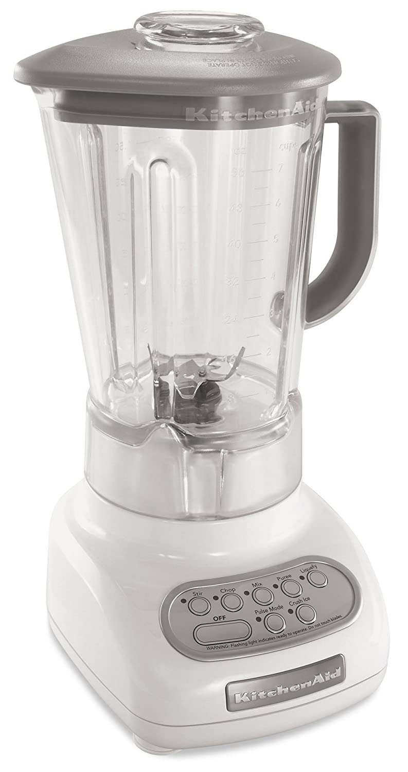 amazon com kitchenaid 5 speed blenders with polycarbonate jars