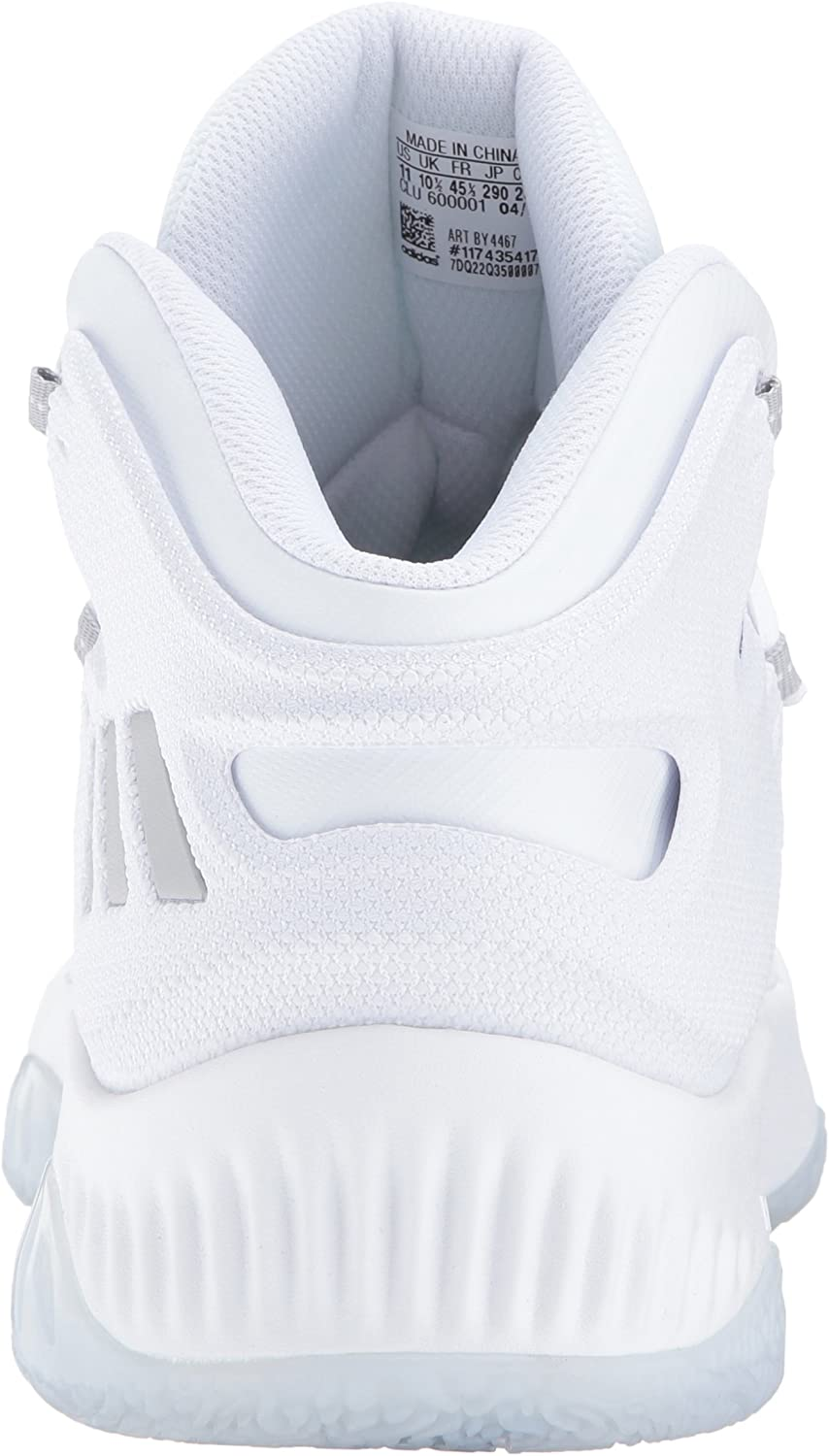 Adidas Explosive Bounce Chaussures Athlétiques White/Grey Two/White