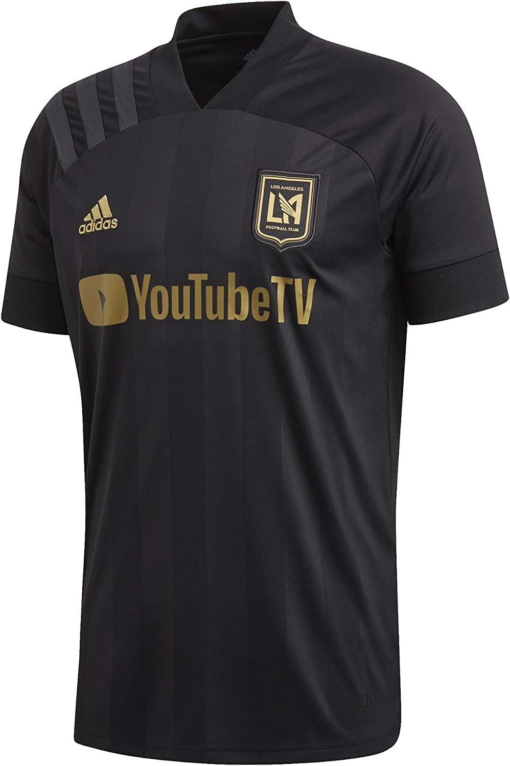 The Best Aididas Los Angles Football Club Home Jersey