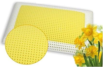 Venixsoft cuscino per letto guanciale anti soffoco in memory foam