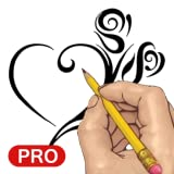 How to Draw: Tattoo Designs and Ideas PRO (Skull Tattoos, Tribal Tattoos and Tattoos for Girls)