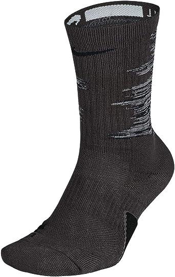 Nike Men`s Elite Basketball Crew Socks
