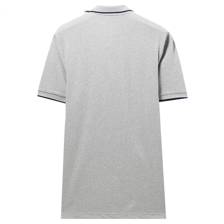2019 Men Shirt Men Slim Fit Short Sleeves Polo Men T Shirt