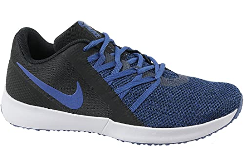 buy online ba963 89809 Nike Varsity Compete Trainer Blk-Blu  Buy Online at Low Prices in India -  Amazon.in