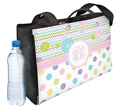 47f8b51f9c Amazon.com  Girly Girl Ladies Workout Bag - Front (Personalized ...