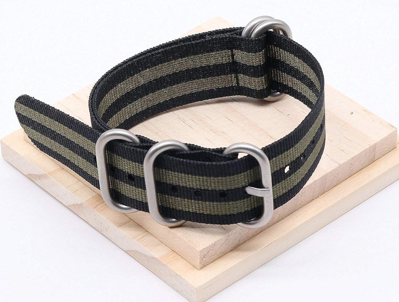 Amazon.com: BGRFEB Watch Band Strap-Ballistic Nylon Watch ...