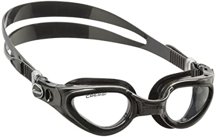1044c8e1b6e Amazon.com   Cressi Adult Swimming Goggles with Curved Lenses for ...