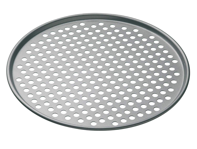 Airmoon Non Stick Pizza Crisper Tray for Oven, 32 cm
