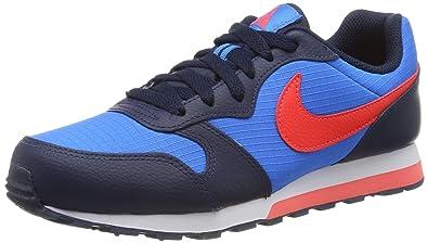 Nike MD Runner 2 (GS), Scarpe da Atletica Leggera Donna