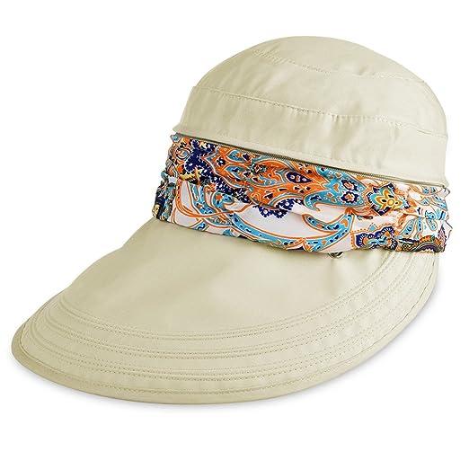 8 opinioni per Vbiger Cappello da Sole Cappello di Paglia Cappello da Spiaggia per Donna