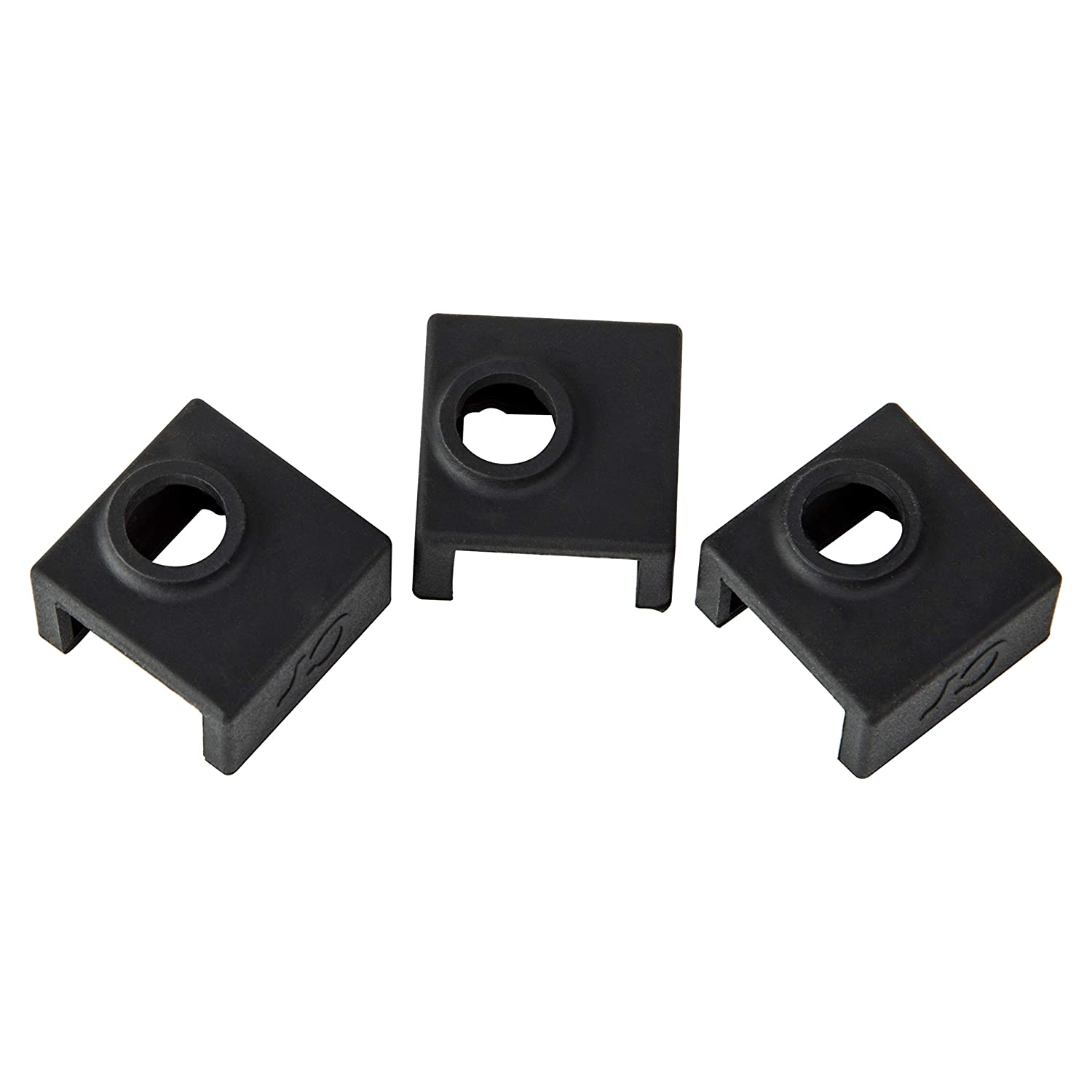Comgrow Upgrade Heater Block Silicone Cover MK7/MK8/MK9 Hotend 3pcs Pack For Creality CR-10, 10S, 10S4, 10S5, Ender 3, CR20 Creality 3d