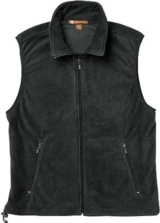 Harriton Men s Fleece Vest at Amazon Men s Clothing store  Outerwear 286700a2d5a4