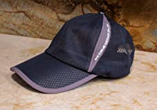 Breathable mesh hat