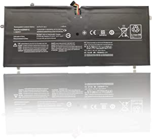 Ding New L12M4P21 Replacement Battery for Lenovo Battery 7400mAh/54Wh Yoga 2 Pro 13 Series L13S4P21