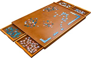 """Jumbl 1000-Piece Puzzle Board 