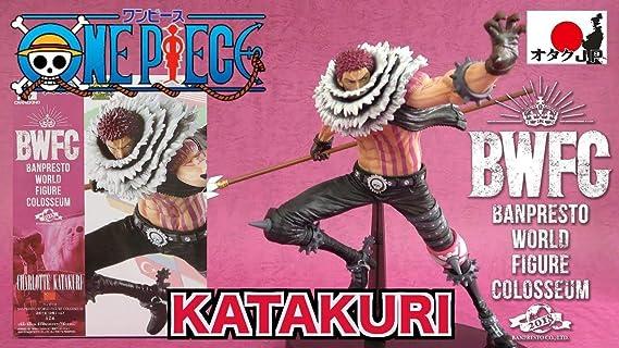 BANPRESTO One Piece WORLD FIGURE COLOSSEUM 2 vol.5 Katakuri Japan NEW ONEPIECE