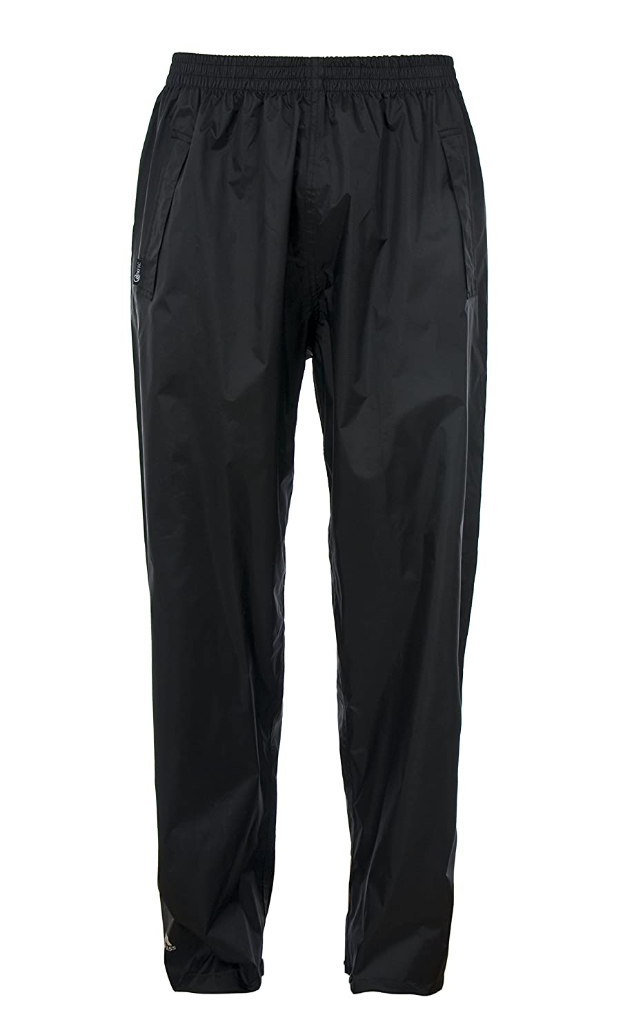 Trespass Qikpac Packaway Pant Unisex-Flint Trespass USA