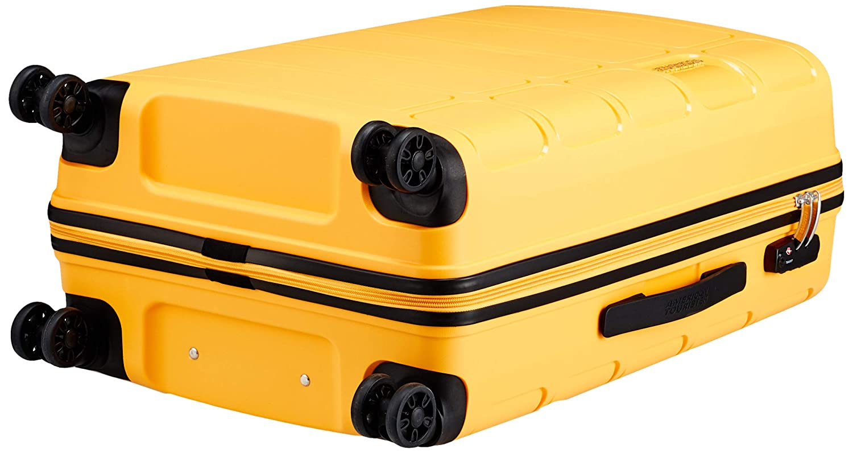 American Tourister Summer Splash Valigia Media 67 cm 4 ruote Rigida Burgundy