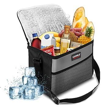 Kühlboxen & Kühlschränke Kühltasche Eistasche Picknicktasche Lunch Tasche für Büro Arbeit Outdoor