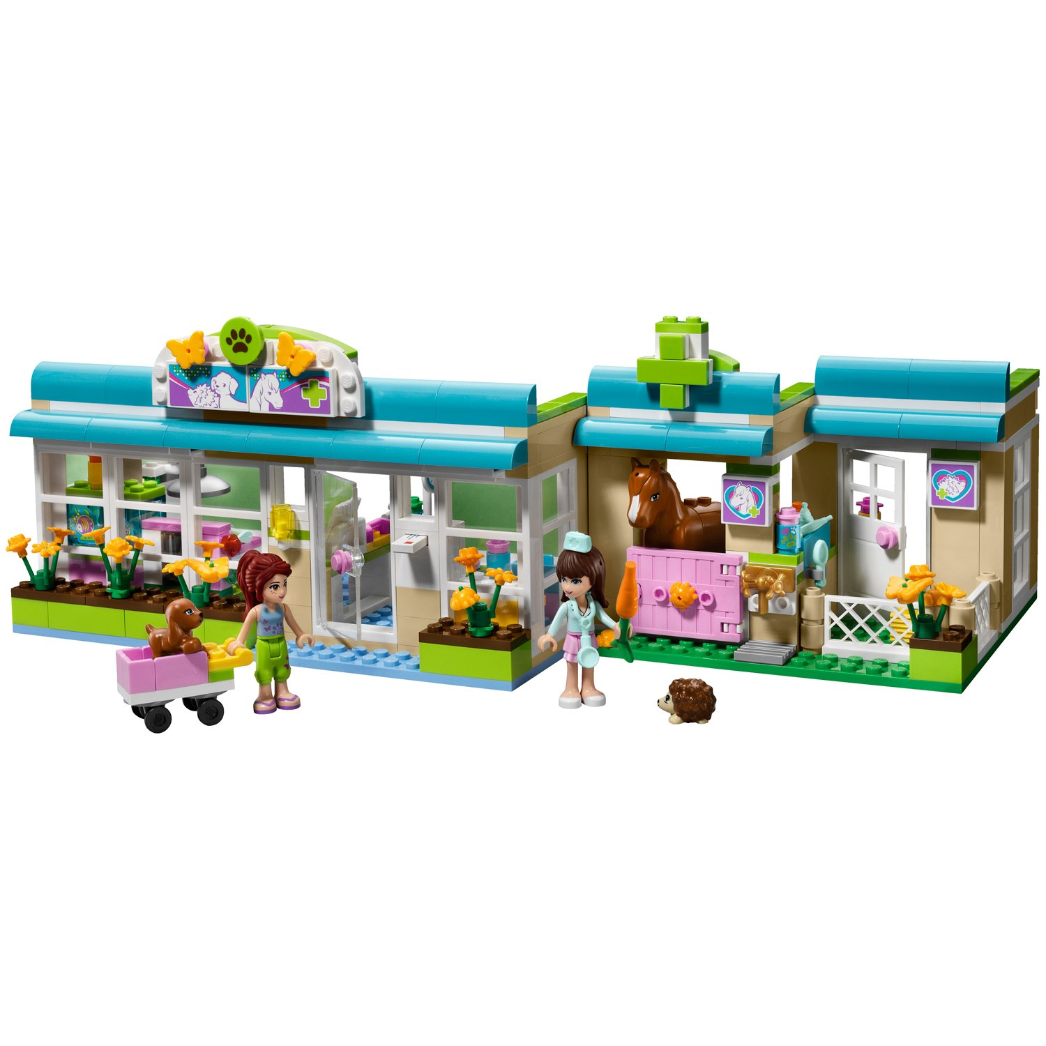 Assez LEGO Friends - 3188 - Jeu de Construction - La Clinique  KC59