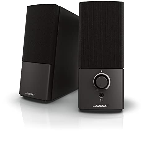 Bose Companion 2 Series III Multimedia Speakers