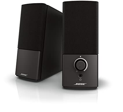 Image Unavailable. Image not available for. Color  Bose Companion 2 Series  III Multimedia Speakers ... 9e0683d3cdd0f