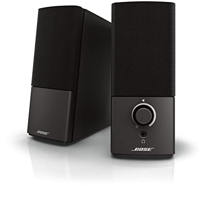 Review Bose Companion 2 Series III Multimedia Speakers - for PC (with 3.5mm AUX & PC input)