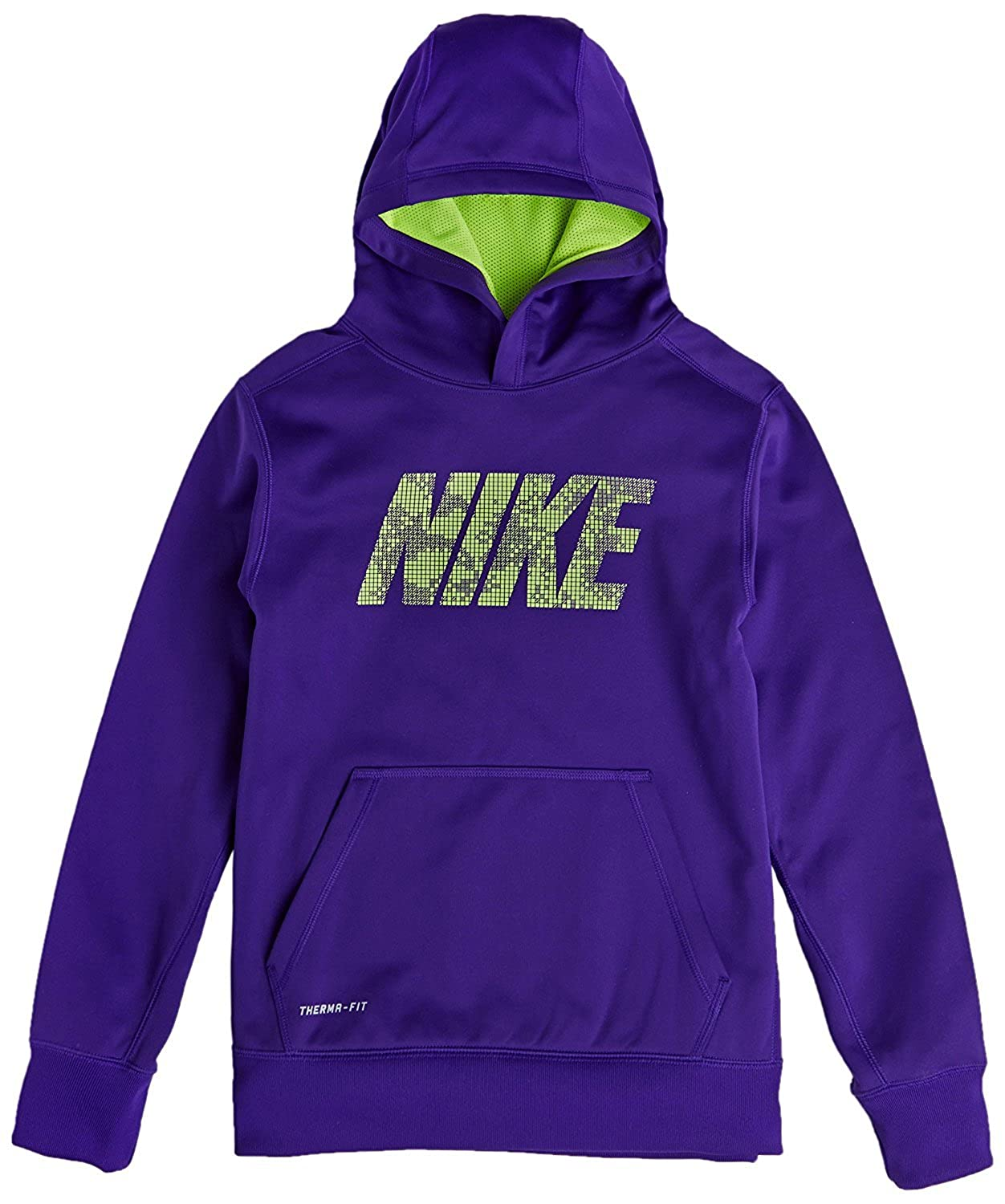 : Nike Boys' KO 2.0 Graphic Pullover Hoodie Size